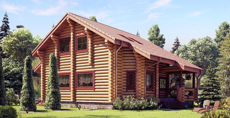 Дерево является одним из самых древних строительных материалов